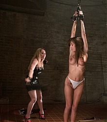 Whipped ass femdom female submissives bdsm