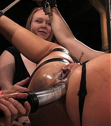 bondage and kinky electro sexual domination